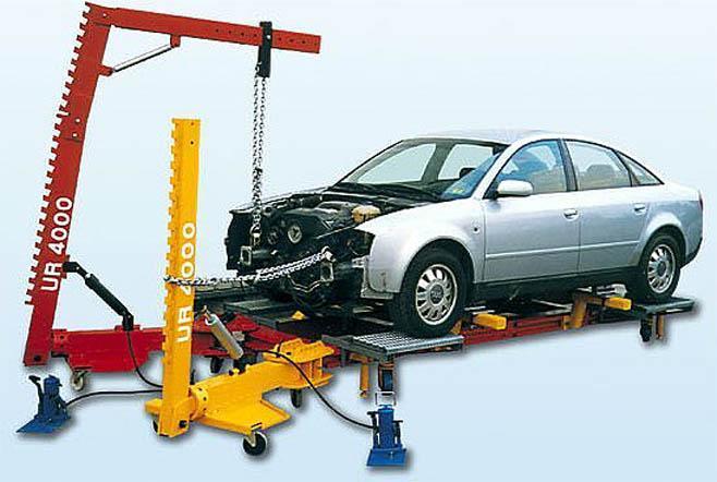 AUTO-REPARATURBANKEN - Angebot