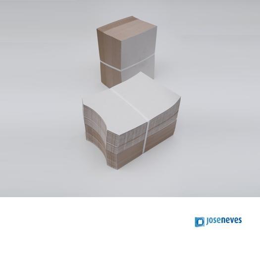 Caixas e planos de cartolina - null