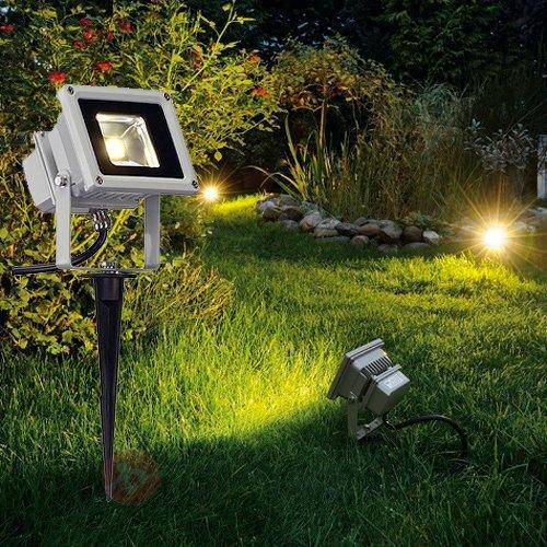 Projecteur d'extérieur LED OUTDOOR BEAM 10 W - Projecteurs d'extérieur LED