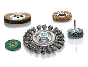 Circular, Single-Section and Pipeline Brushes - null