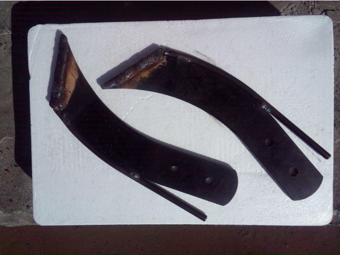 Cuchilla para cultivador - Cuchilla para la aplicación de amoníaco