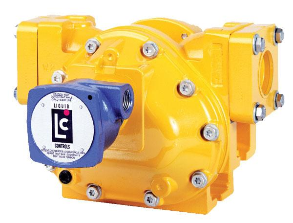 Positive Displacement Flow Meter - from Liquid Controls