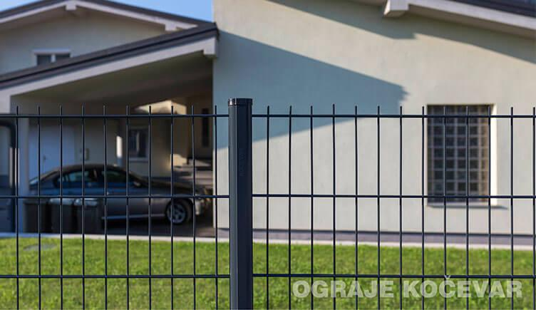Wire fence panels 2D - 6/5/6