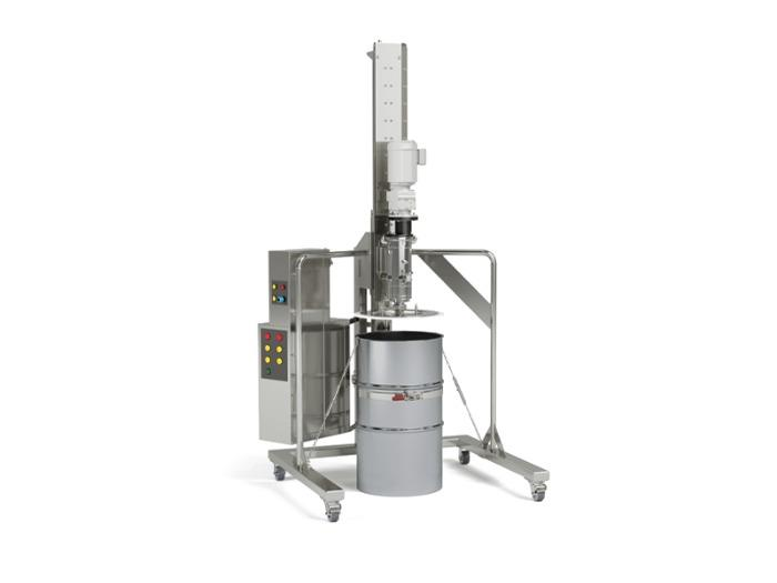 Barrel Emptying System with NOTOS® 2NSH Pump -