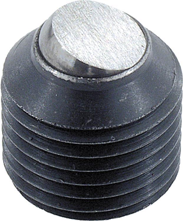 Vis à bille orientable à tête HC modèle court - Vis à bille orientable et inserts à picots