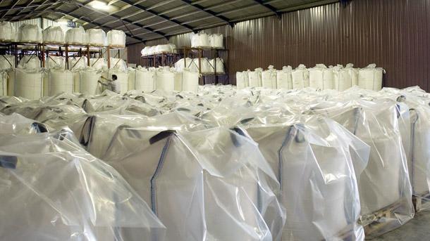 Warehouse storage - null