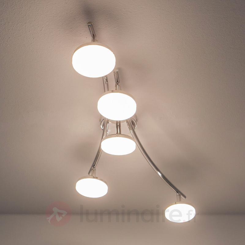 Plafonnier LED décoratif Lillith - Plafonniers LED