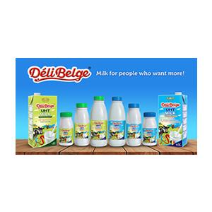 Delibelge UHT Milk