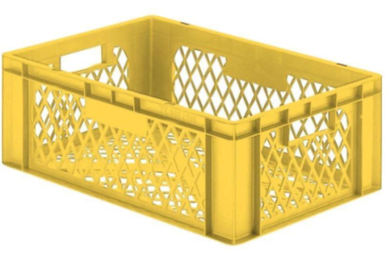 Stapelbehälter: Dina 210 3 - Stapelbehälter: Dina 210 3, 600 x 400 x 210 mm