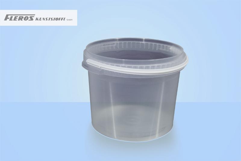Round buckets - FK-R 5.000 bucket, round, PP