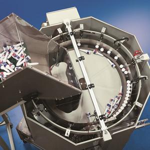 Centrifugal Feeders - Tooled centrifugal feeders