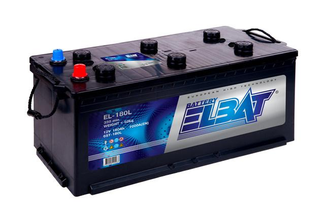 Elbat 6ST-180AH - Lead-acid battery/ Heavy Duty Battery