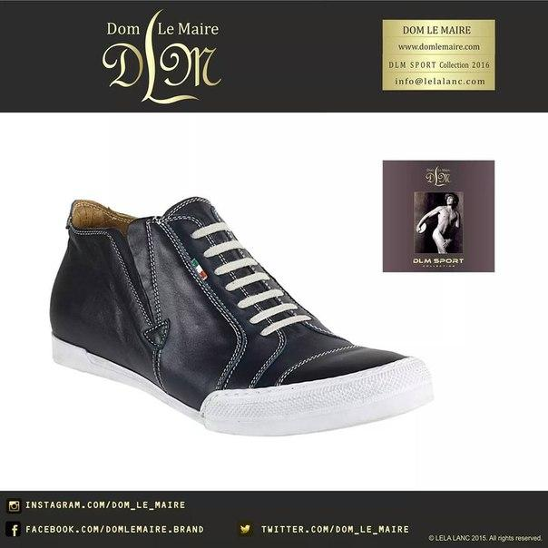 Sneakers for men  - genuine leather
