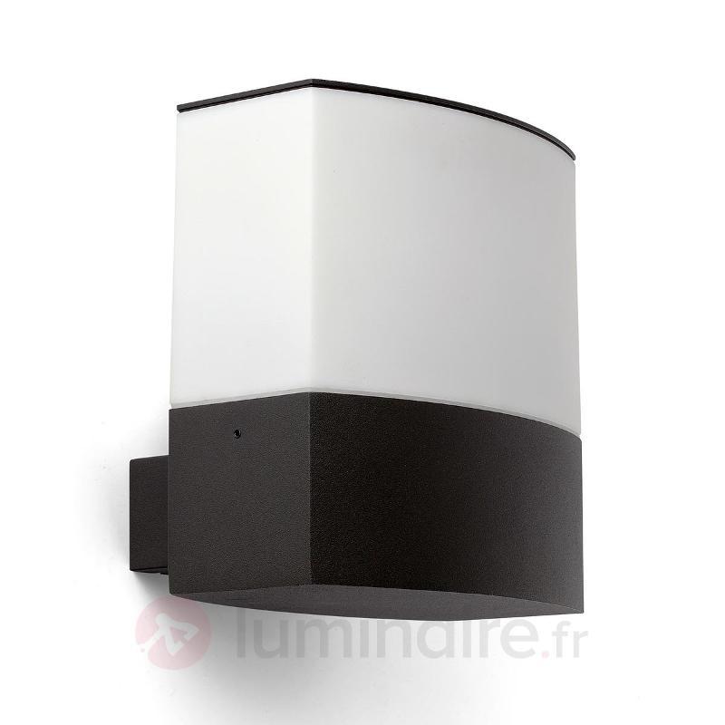 Applique d'extérieur Datna fonte d'aluminium IP44 - Toutes les appliques d'extérieur