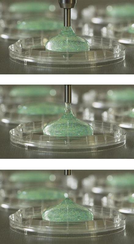 Pharma-Dispenser  - Sauberste Dosierergebnisse bei hochviskosen Pharmaprodukten
