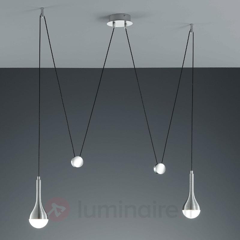 Suspension LED Drop à hauteur ajustable - Suspensions LED