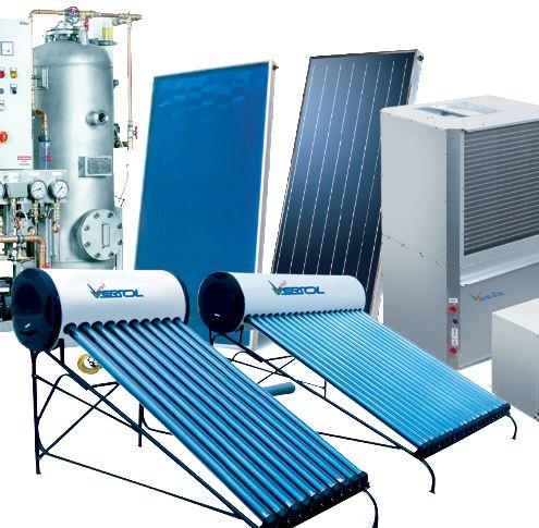 Solar Water Heating Panels - Solar Thermal Panels