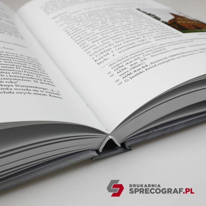 Kirjojen painaminen ja kirjojen suunnittelu  - kovakantisten kirjojen, nidottujen kirjojen painaminen