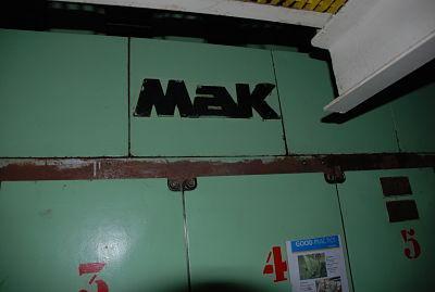 MAIN ENGINE Mak