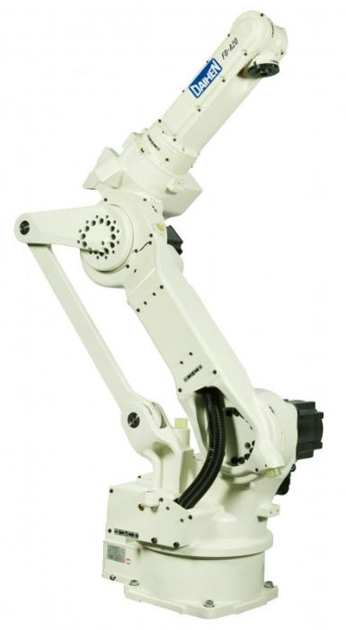 6 Axis-Robot FD-A20 - The ideal robot for laser welding and cutting