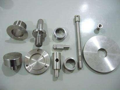 Stainless Steel Machined parts - custom producing machined parts, turned parts with good quality