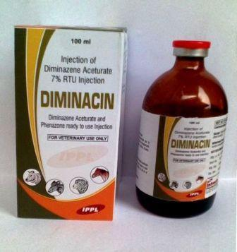 Veterinary Diminazene Aceturate Antipyrine injection - Veterinary Diminazene Aceturate Antipyrine injection