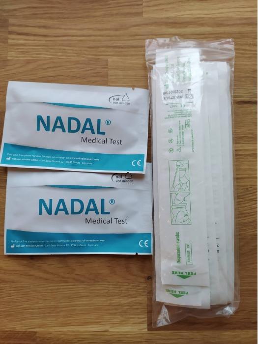 Antigen-Tests - in Deutschland hergestellt