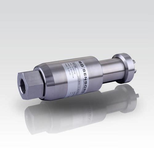 Pressure Transmitter DMP 304 - pressure transmitter / membrane / analog / precision
