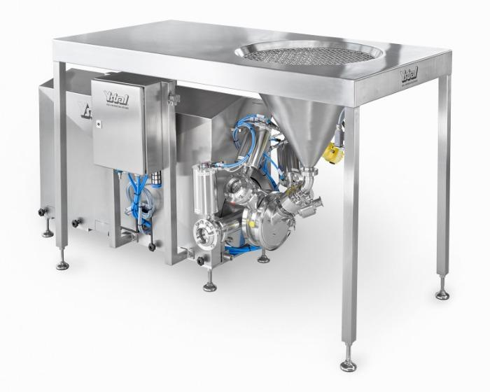YSTRAL DaiTec Conti-TDS - Conti-TDS technology adapted to the requirements of the food industry