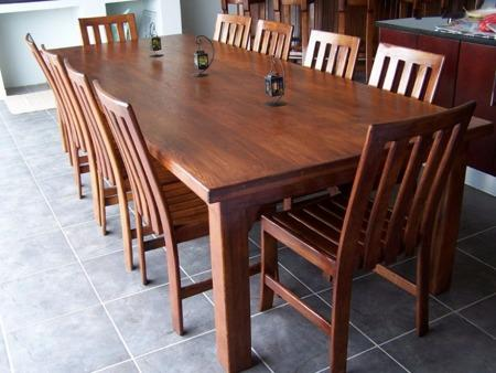 Dining Room Tables - 10 Seater Diningroom Table