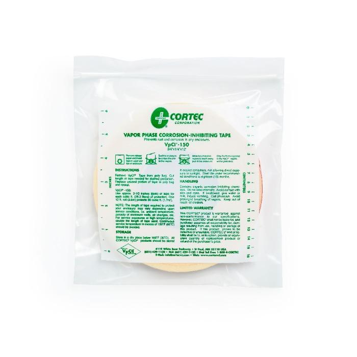 VpCI 150 y 170 - Cinta de espuma con respaldo adhesivo con inhibidores de corrosión