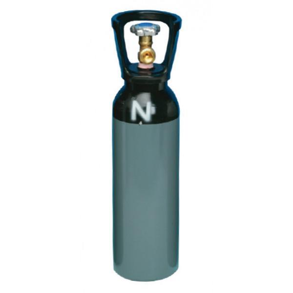Stickstoffflasche 5 Liter WIGAM BAZ 50/1 - Kälte Werkzeug