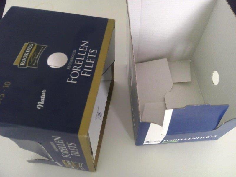 Lebensmittelverpackungen - Fischverpackungen Meeresfrüchteverpackungen