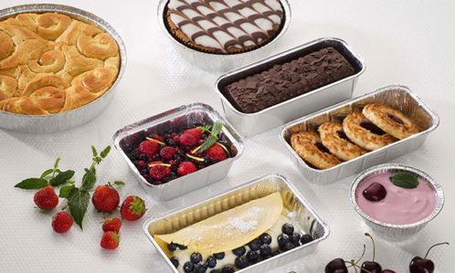 Aluminum Containers and Lids - Food & Pharmaceutical