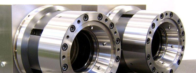 Howimat-Torque (TMI) - Direct-drive technology with high dynamic torque-motors