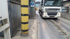 Wgate - Controllo accesso automezzi