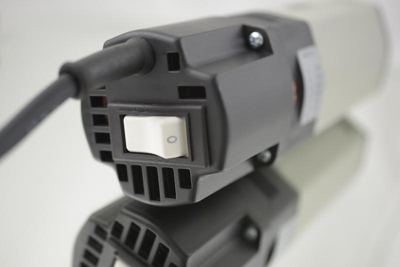 Fräsmotor / Frässpindel Suhner - Modell UAD 30-RF, 1050 Watt, 3.500-30.000 U/min