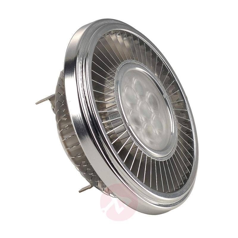 G53 19 W AR111 PWL reflector lamp, 30°, dimmable - light-bulbs