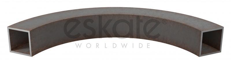 Profilbiegen - Vierkanteisen Quadrat - Wir biegen Stahl- und Edelstahlprofile in unterschiedlichen Abmessungen auf Maß!