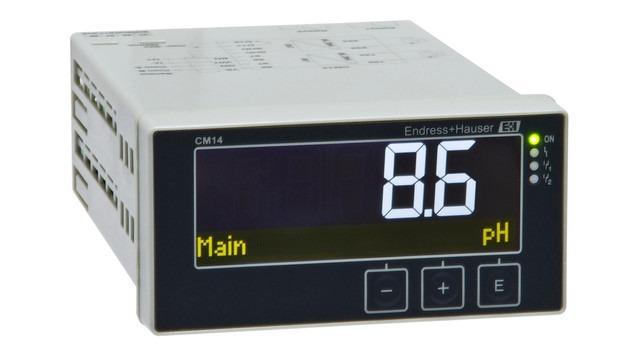 Trasmettitore multi-parametri pH - CM14 -