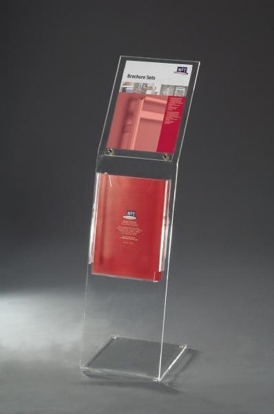 Brochure Sets - Porte Brochures Monoblock