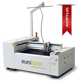 Laser Cutter für Acrylglas - M-800 Acryl
