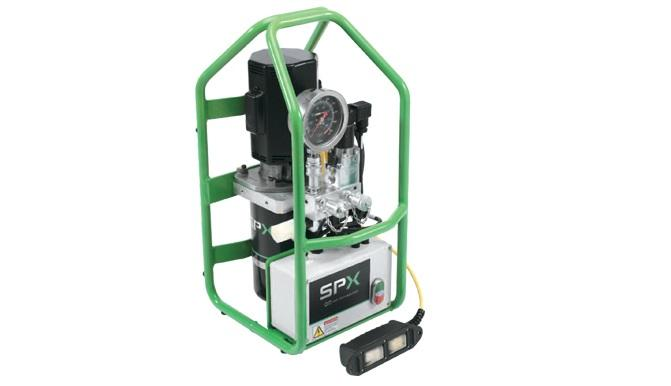 PE39 Compact Electric Torque Wrench Pump - Pumps