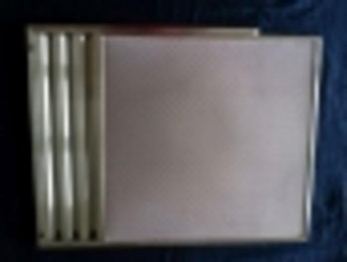 Kombifilter Flammschutzfilter 400x400x30 mm - null