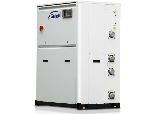 Pompe di calore acqua-acqua LEW - LEW 50 - 680 kW