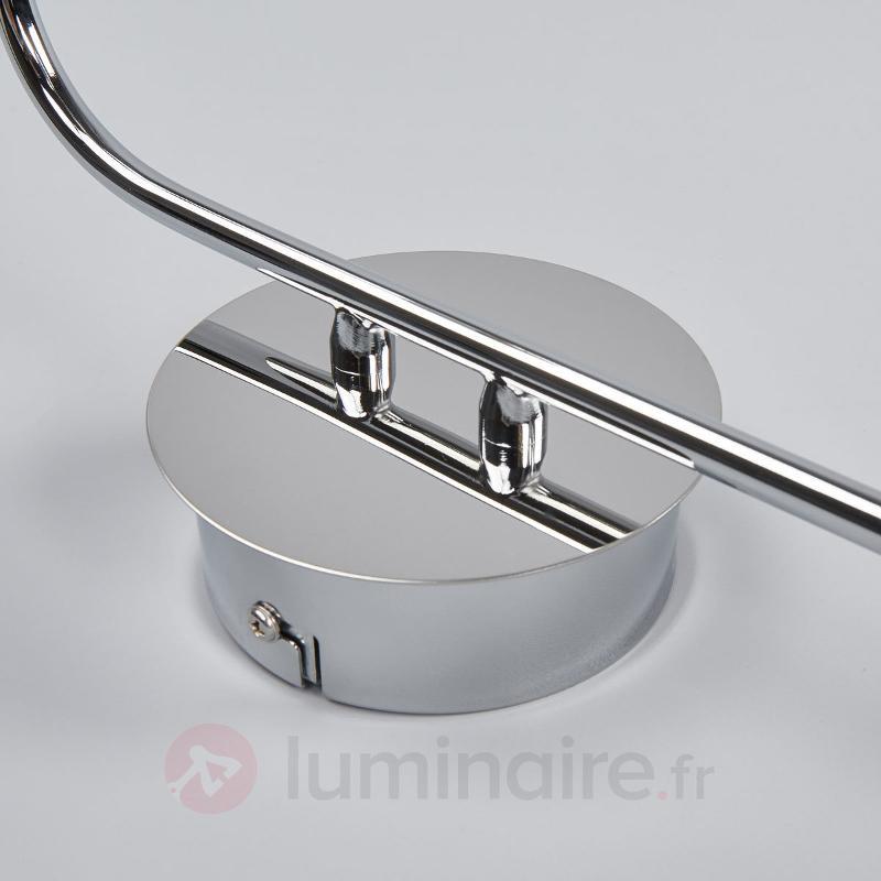 Belle lampe LED Almonte pendentif en verre IP44 - Salle de bains et miroirs