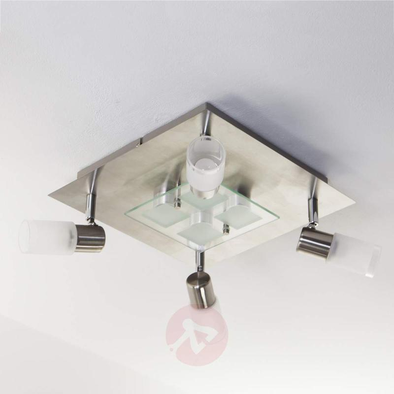 Joleni - LED ceiling light with remote control - Ceiling Lights