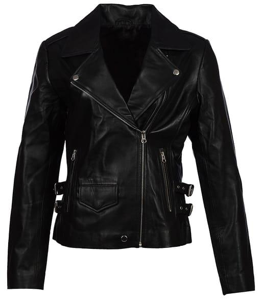2017 New Collection in pure leather Women's jackets