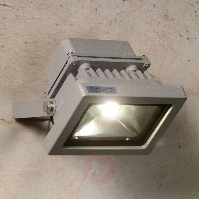 Flood - efficient outdoor LED spotlight, 1 x 10 W - Outdoor Spotlights