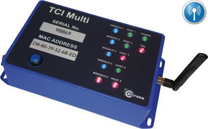 Wireless Torque+Angle Wrenches - TCI Multi
